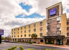 Sleep Inn & Suites - Athens - Building