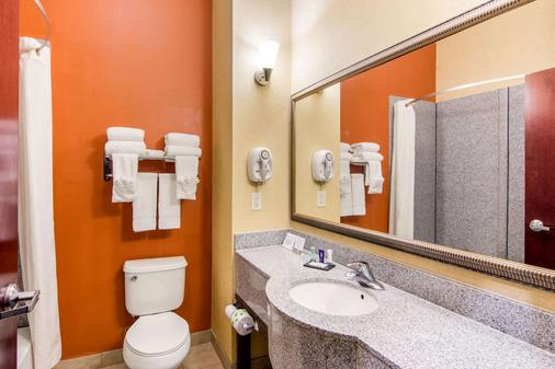 Sleep Inn & Suites - Athens - Bathroom