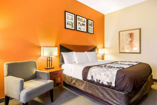 Sleep Inn & Suites - Athens - Bedroom