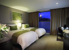 Aventree Hotel Busan - Пусан - Спальня