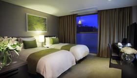 Aventree Hotel Busan - Μπουσάν - Κρεβατοκάμαρα