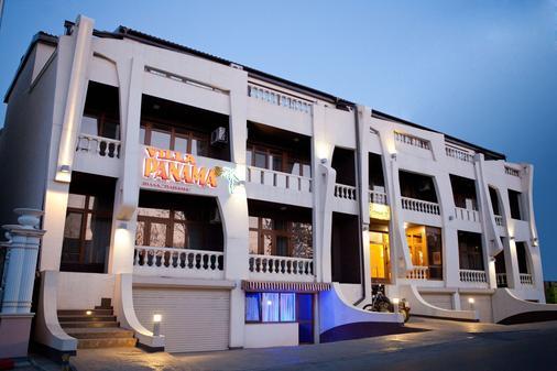 Villa Panama - Odesa - Rakennus