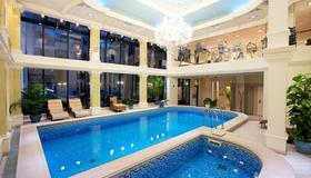 Queen's Court Hotel &Residence - Budapest - Pool