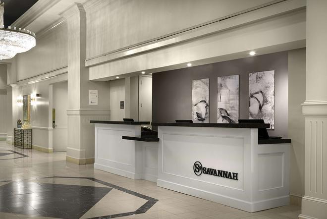 薩凡納德索托希爾頓酒店 - 沙凡那 - 薩凡納 - 櫃檯