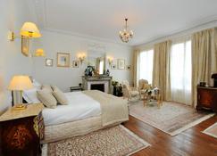 La Villa Eugène - Épernay - Κρεβατοκάμαρα