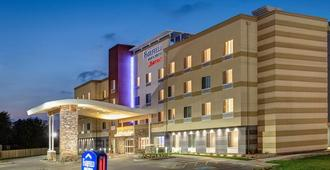 Fairfield Inn and Suites by Marriott Brunswick - Брансвик