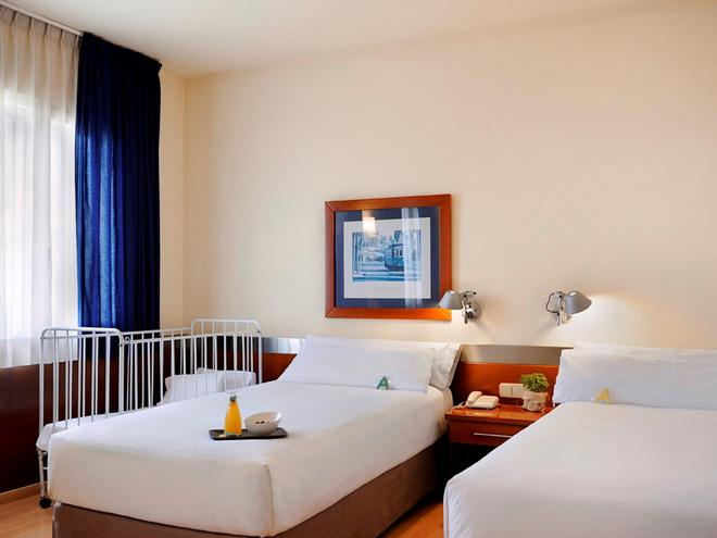 Tres Torres Atiram Hotel - Barcelona - Phòng ngủ