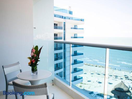 Hotel Las Americas Torre del Mar - Cartagena - Balcony