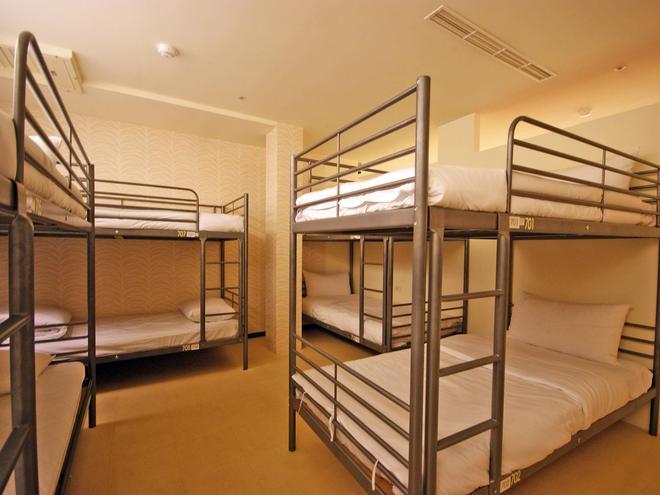 Single Inn Kaohsiung - Hostel - Kaohsiung - Makuuhuone