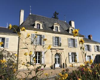 Demeure de Beaulieu - Le Puy-Notre-Dame - Gebouw