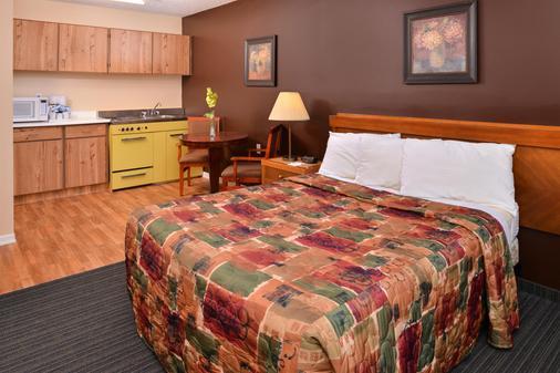 Canadas Best Value Inn Whitecourt - Whitecourt - Schlafzimmer