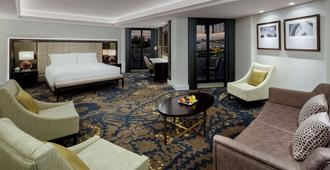 Radisson Blu Hotel, Dubai Deira Creek - דובאי - חדר שינה