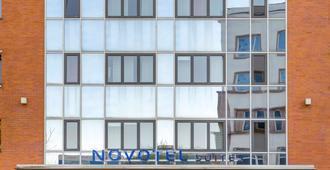 Novotel Suites Berlin City Potsdamer Platz - Berlín - Edificio