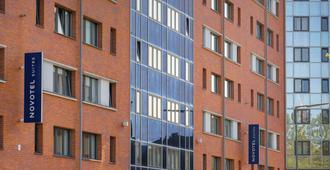 Novotel Suites Berlin City Potsdamer Platz - Berlino - Edificio