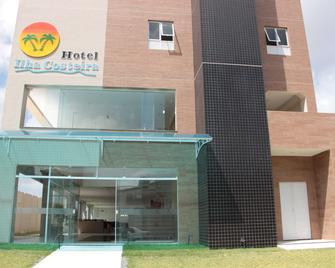 Hotel Ilha Costeira - São Luiz - Toà nhà