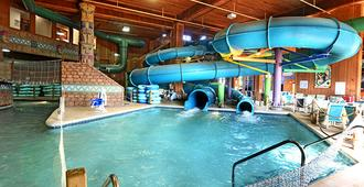 Polynesian Water Park Resort - Wisconsin Dells - Pool