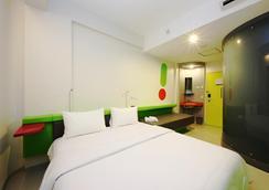 Pop! 酒店雅加達 Bsd 酒店 - 塞爾彭 - 當格浪 - 臥室