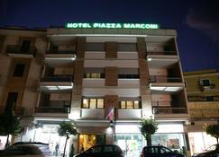 Hotel Piazza Marconi - Cassino - Κτίριο