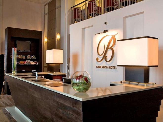 Cavendish Hotel - Eastbourne - Lobby