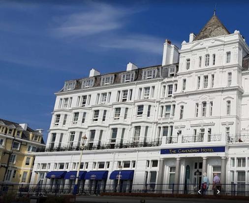 Cavendish Hotel - Eastbourne - Κτίριο