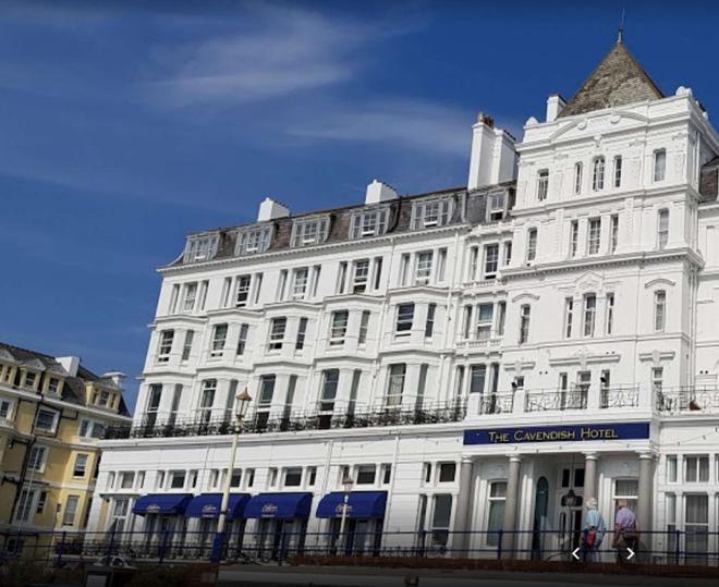 Cavendish Hotel - Eastbourne - Edificio