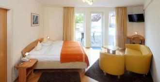 Am Segelhafen Hotel - קיל - חדר שינה