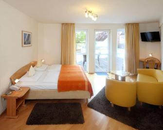 Am Segelhafen Hotel - Кіль - Bedroom