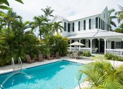 The Conch House Heritage Inn - Key West - Piscină