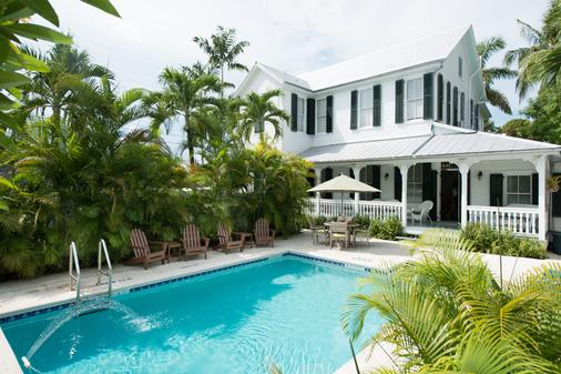 The Conch House Heritage Inn - Key West - Pool