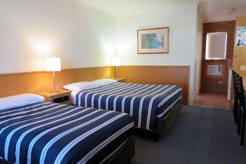 夏日之丘汽車旅館 - 美里姆布拉 - 默里姆布拉 - 臥室