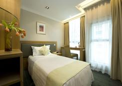 ビショップ レイ インターナショナル ハウス - 香港 - 寝室