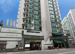 Bishop Lei International House - Hongkong - Gebäude