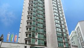 Bishop Lei International House - Hong Kong - Building
