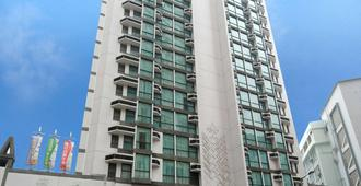 Bishop Lei International House - Hong Kong - Building