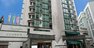 Bishop Lei International House - Hongkong - Rakennus