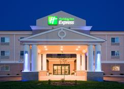Holiday Inn Express Devils Lake - Devils Lake - Gebäude