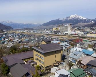 Hotel Housei - Yamanouchi - Vista del exterior
