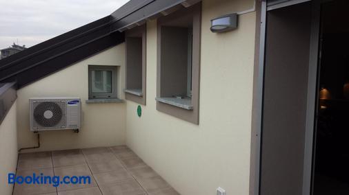 Residence Luna di Monza - Monza - Balcony