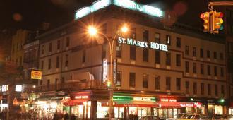 St Marks Hotel - ניו יורק - בניין