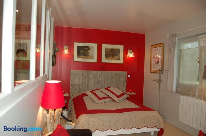 Un Air de Campagne - Couloisy - Bedroom