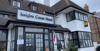 Knights Court Hotel - Great Yarmouth - Gebäude