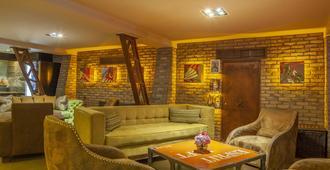Temple Bar Inn - דבלין - טרקלין