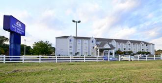 Americas Best Value Inn & Suites Jackson, Tn - Jackson - Rakennus