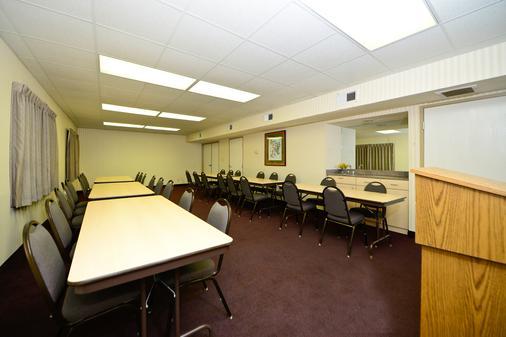 Americas Best Value Inn & Suites Jackson, Tn - Jackson - Meeting room
