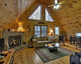 Triple Treat - Blue Ridge - Living room