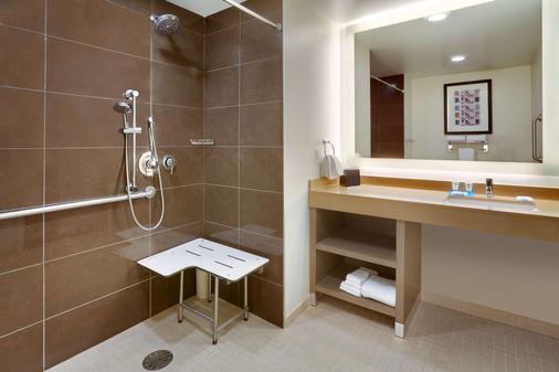 波特蘭/市中心Hyatt house酒店 - 波特蘭 - 浴室