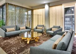 Hyatt House Portland/Downtown - Portland - Sala de estar