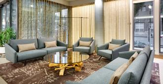 Hyatt House Portland/Downtown - Portland - Sala de estar