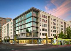 波特蘭市中心凱悅嘉寓飯店 - 波特蘭 - 建築