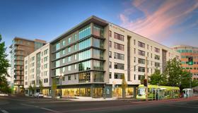 波特蘭市中心凱悅嘉寓飯店 - 波特蘭(俄勒岡州) - 建築
